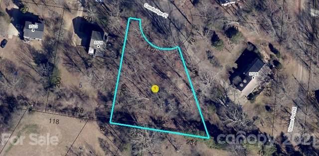 Lot 6 Cambridge Place #6, Statesville, NC 28625 (#3779803) :: Mossy Oak Properties Land and Luxury