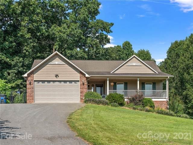 102 Littlefield Drive, Candler, NC 28715 (#3779820) :: Exit Realty Elite Properties