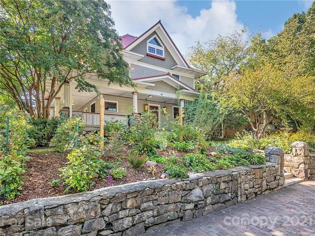64 Cumberland Avenue, Asheville, NC 28801 (#3779827) :: Caulder Realty and Land Co.
