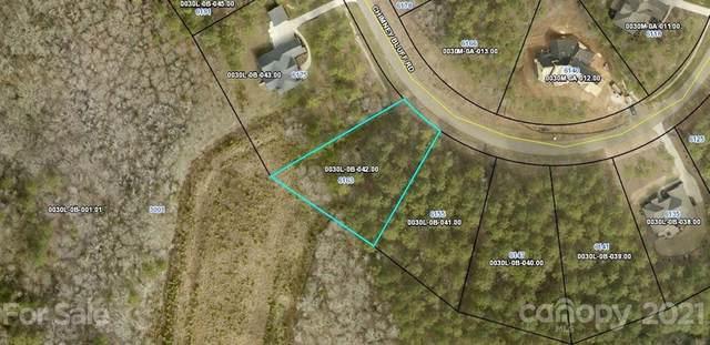 6163 Chimney Bluff Road Lot 11/12, Lancaster, SC 29720 (#3779859) :: LePage Johnson Realty Group, LLC