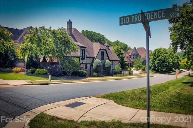 6006 Old Providence Lane, Charlotte, NC 28226 (#3779997) :: Besecker & Maynard Group