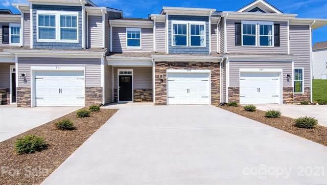 607 Santa Clara Drive #136, Asheville, NC 28806 (#3780218) :: Home Finder Asheville