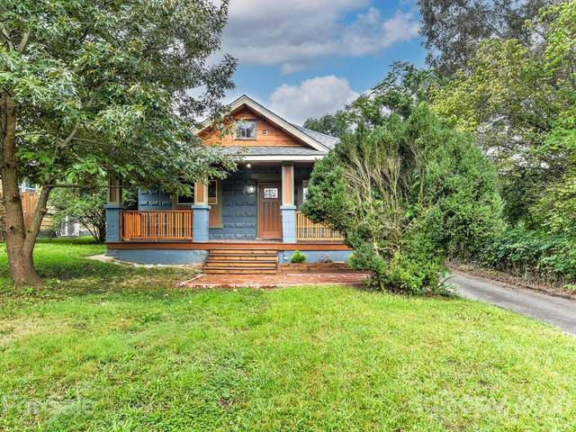 30 Burton Street, Asheville, NC 28806 (#3780227) :: Caulder Realty and Land Co.