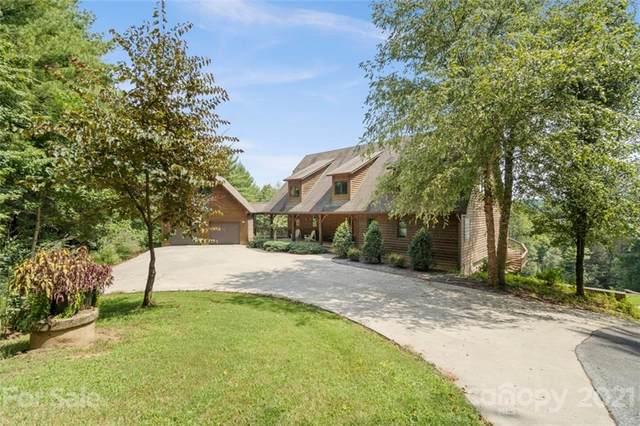 1445 Stonemoor Drive, Collettsville, NC 28611 (#3780270) :: High Performance Real Estate Advisors