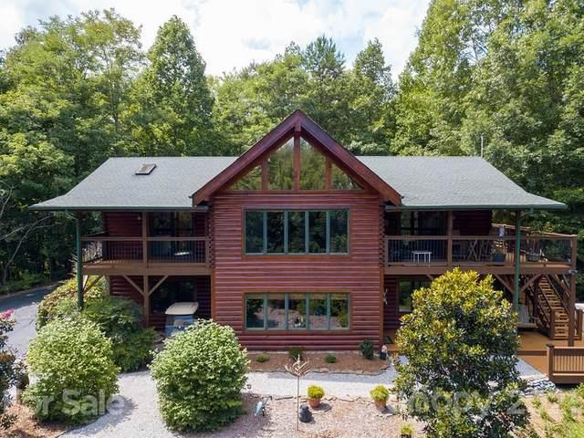 216 Double Eagle Drive, Nebo, NC 28761 (#3780336) :: Caulder Realty and Land Co.