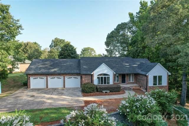 151 Harbourtown Drive, Kings Mountain, NC 28086 (#3780339) :: Rhonda Wood Realty Group