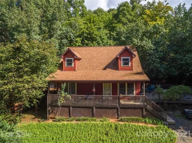 31 Bear Trail, Fairview, NC 28730 (#3780371) :: Briggs American Homes