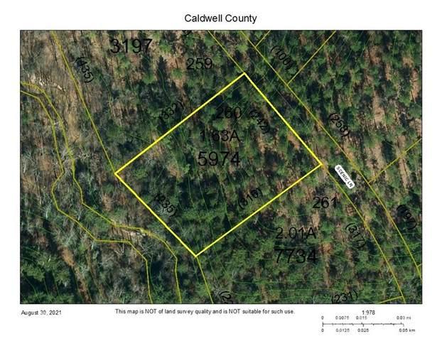0 Scenic Lane #260, Granite Falls, NC 28630 (#3780407) :: Mossy Oak Properties Land and Luxury
