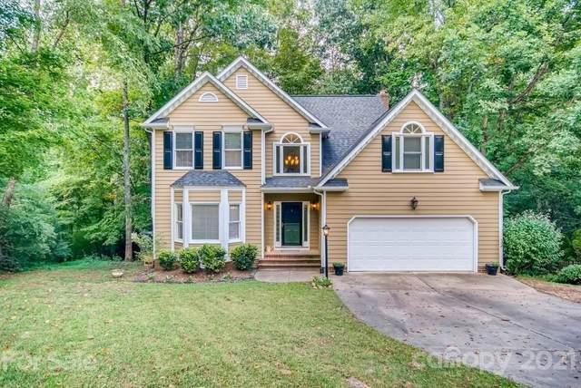 4603 Deer Cross Trail, Charlotte, NC 28269 (#3780409) :: Besecker Homes Team