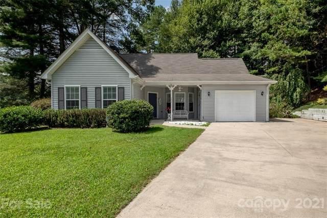 284 Fox Cross Drive, Brevard, NC 28712 (#3780420) :: Besecker & Maynard Group