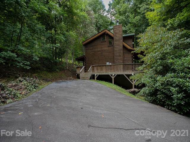 13 Whistling Oak Trail 1/J, Maggie Valley, NC 28751 (#3780433) :: The Petree Team