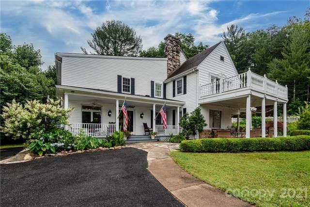 132 Old Jims Branch Road, Swannanoa, NC 28778 (#3780492) :: LePage Johnson Realty Group, LLC