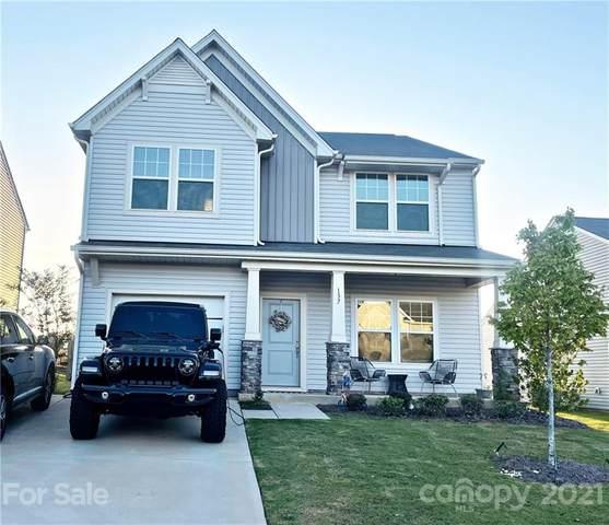 137 Hidden Lakes Road, Statesville, NC 28677 (#3780609) :: Puma & Associates Realty Inc.