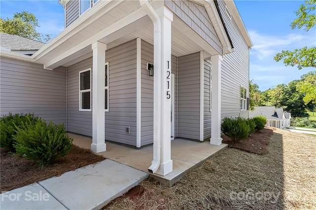 1215 Marble Street, Charlotte, NC 28208 (#3780637) :: Homes Charlotte