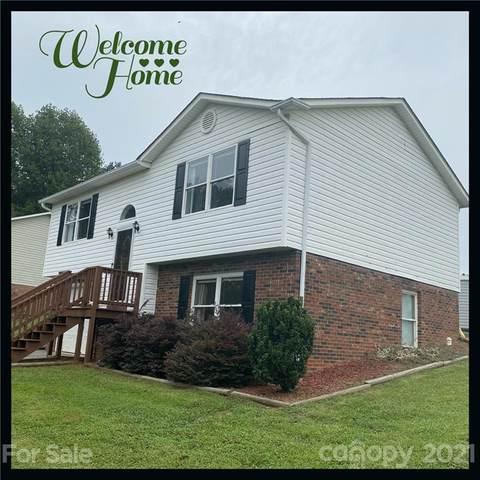 5480 Otoole Court, Conover, NC 28613 (#3780721) :: Briggs American Homes