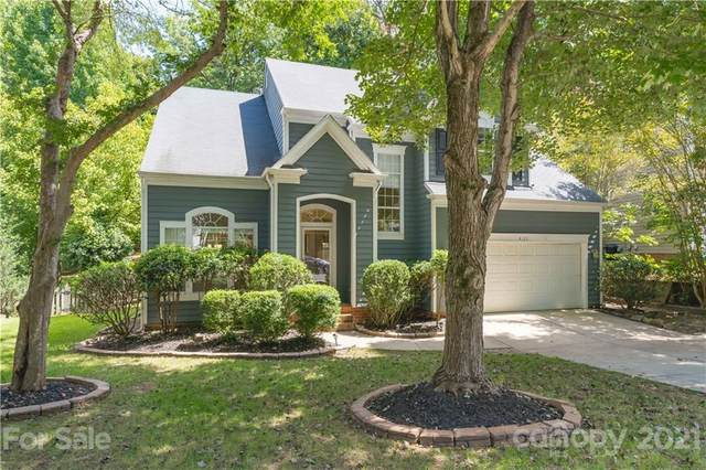 4123 Beauvista Drive, Charlotte, NC 28269 (#3780737) :: Odell Realty