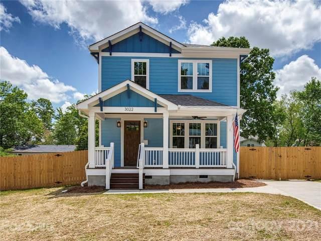 3926 Plainview Road, Charlotte, NC 28208 (#3780796) :: Briggs American Homes
