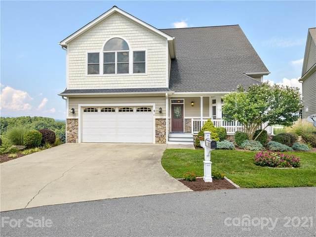 11 Gemini Heights, Weaverville, NC 28787 (#3780841) :: Home Finder Asheville