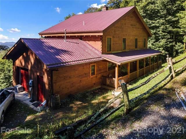 853 Granny Lewis Lane, Mars Hill, NC 28754 (#3780863) :: High Vistas Realty