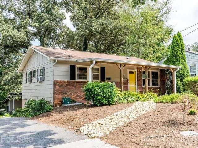 81 Vandalia Avenue, Asheville, NC 28806 (#3780907) :: Caulder Realty and Land Co.