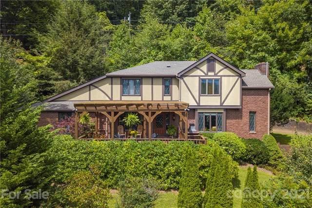 474 Scenic Circle, Waynesville, NC 28786 (#3780939) :: Briggs American Homes