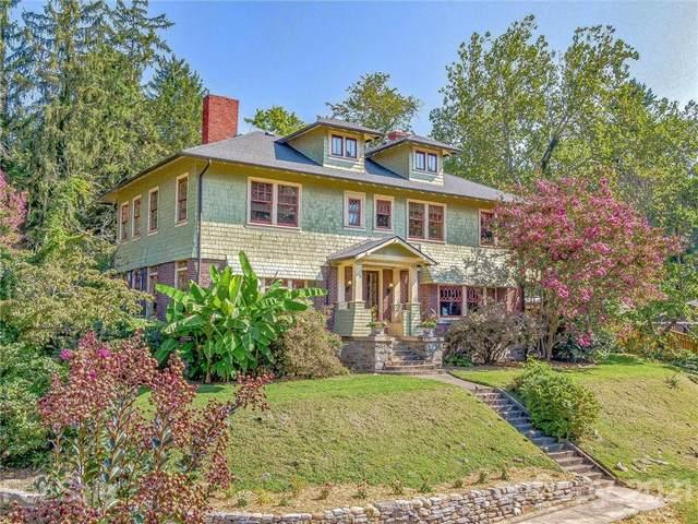 42 Forest Hill Drive, Asheville, NC 28803 (#3781005) :: SearchCharlotte.com