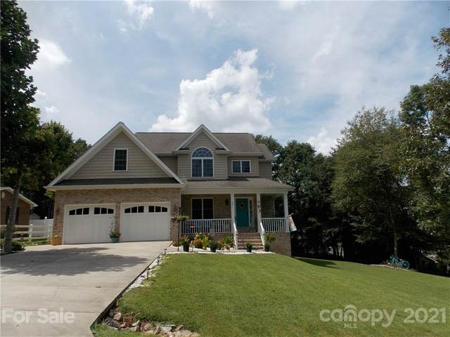 6011 Dockside Drive, Hickory, NC 28601 (#3781263) :: Robert Greene Real Estate, Inc.
