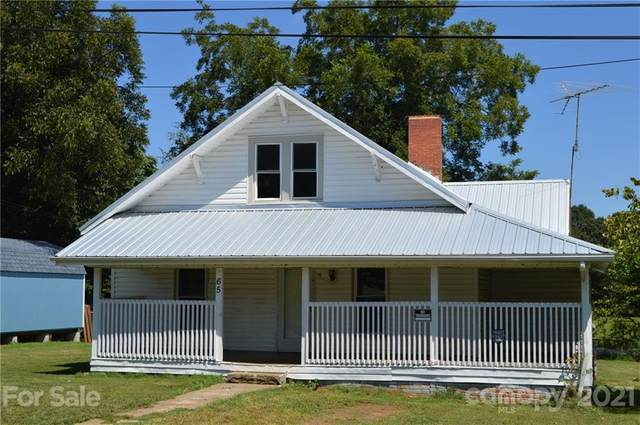 65 Alexander Road, Stony Point, NC 28678 (#3781297) :: Caulder Realty and Land Co.