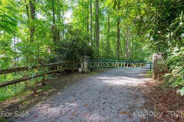 17 Forest Rose Lane #17, Sylva, NC 28779 (#3781314) :: The Ordan Reider Group at Allen Tate