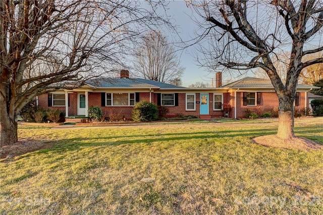 603 E Church Street, Cherryville, NC 28021 (#3781370) :: Caulder Realty and Land Co.