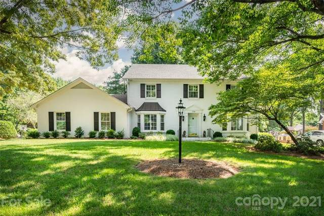 1014 Charter Place, Charlotte, NC 28211 (#3781399) :: The Petree Team
