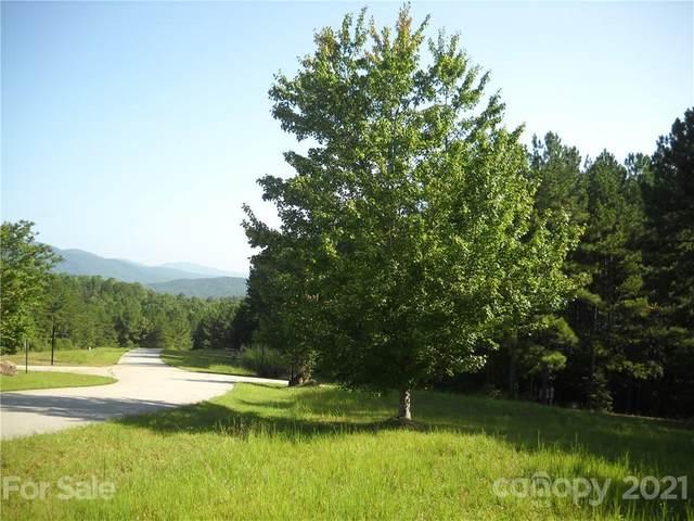 TBD Spring Hollow #28, Lake Lure, NC 28746 (#3781401) :: LePage Johnson Realty Group, LLC