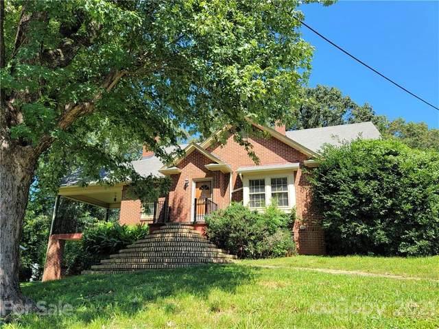 226 Evans Street, Morganton, NC 28655 (#3781461) :: Premier Realty NC