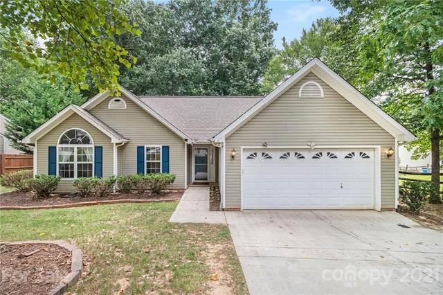 505 Lisa Carol Drive, Mooresville, NC 28115 (#3781503) :: Carver Pressley, REALTORS®