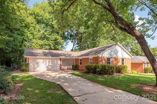 3937 Belshire Lane, Charlotte, NC 28205 (#3781521) :: Briggs American Homes