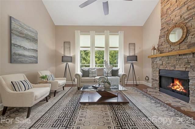 640 Powder Horn Lane, Wesley Chapel, NC 28079 (#3781535) :: Exit Realty Elite Properties