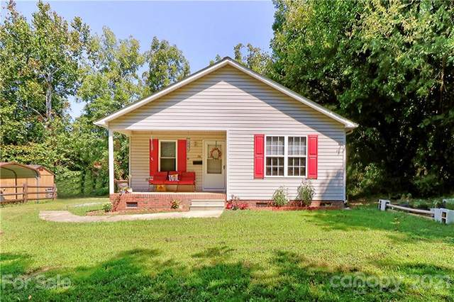 116 W Henderson Street, Salisbury, NC 28144 (#3781554) :: Odell Realty