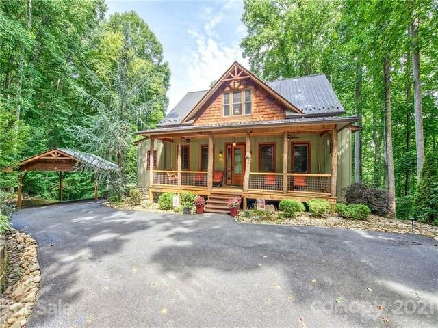 202 Pineneedle Way, Canton, NC 28716 (#3781555) :: Caulder Realty and Land Co.