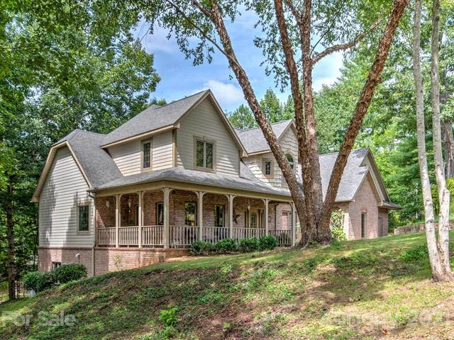 46 Valley Drive, Weaverville, NC 28787 (#3781571) :: Briggs American Homes