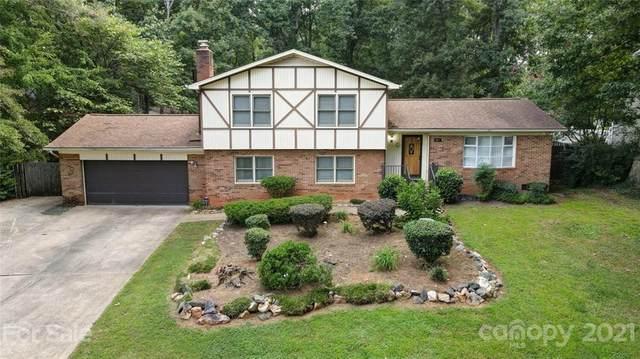 7811 Scottwood Terrace, Charlotte, NC 28212 (#3781616) :: Carver Pressley, REALTORS®