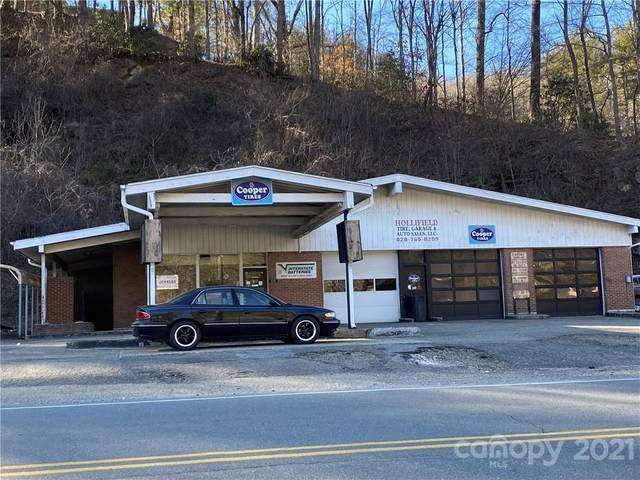 815 Oak Avenue, Spruce Pine, NC 28777 (#3781640) :: Homes Charlotte