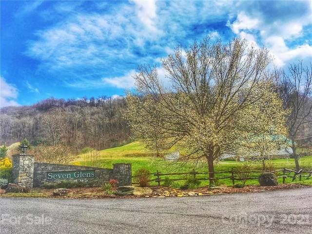 36 Maple Glen Drive #192, Weaverville, NC 28787 (#3781694) :: Caulder Realty and Land Co.