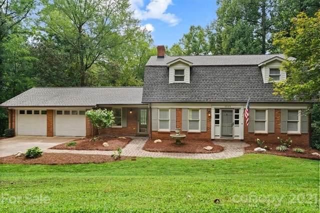 2523 Eagle Drive NE, Conover, NC 28613 (#3781736) :: Homes Charlotte