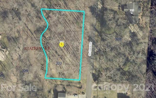 720 Saint Cloud Drive, Statesville, NC 28625 (#3781741) :: Exit Realty Elite Properties