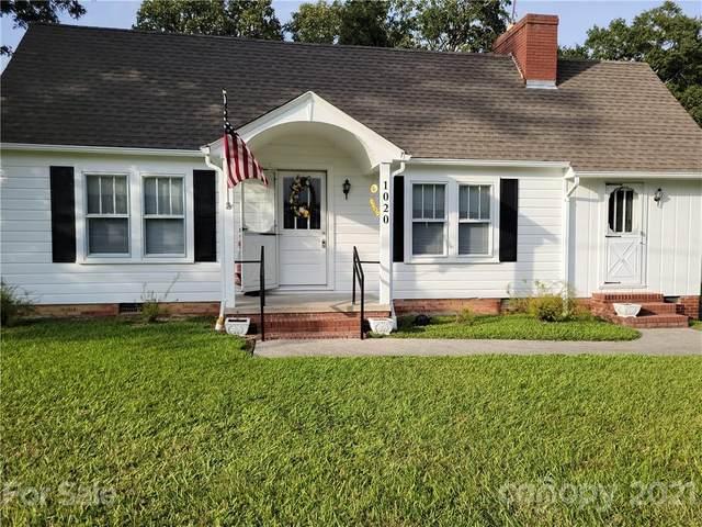 1020 Eldorado Street, Troy, NC 27371 (#3781750) :: Carlyle Properties