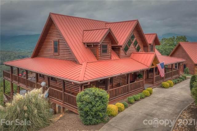 243 Boulder Ridge Road, Lake Lure, NC 28746 (#3781781) :: Carver Pressley, REALTORS®