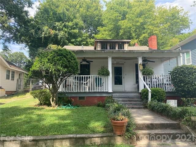 805 E 19th Street, Charlotte, NC 28205 (#3781845) :: Puma & Associates Realty Inc.