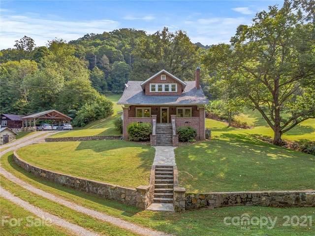 6574 California Creek Road, Mars Hill, NC 28754 (#3781864) :: Caulder Realty and Land Co.