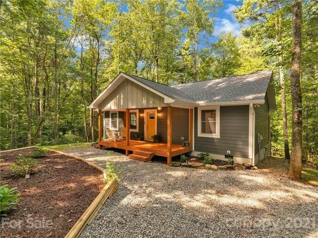 121 Cedar Creek Road, Saluda, NC 28773 (#3782000) :: Besecker & Maynard Group