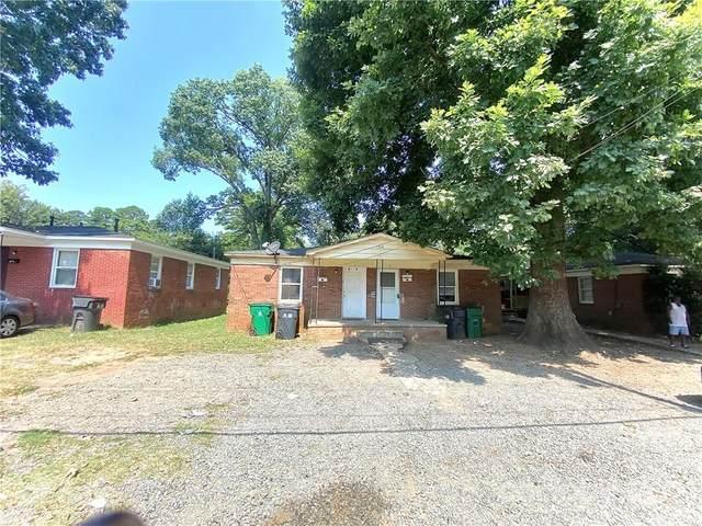 1516 Catherine Simmons Avenue, Charlotte, NC 28216 (#3782119) :: Robert Greene Real Estate, Inc.